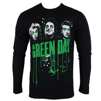 t-shirt metal men's Green Day - Drips - ROCK OFF - GDLS02MB
