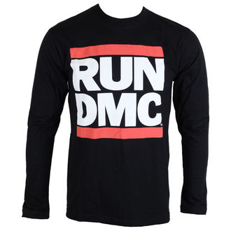 t-shirt metal men's Run-D.M.C. - Logo - ROCK OFF