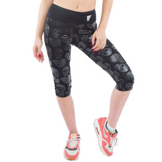 pants women (leggings) IRON FIST - Skullz Club - IAW004583