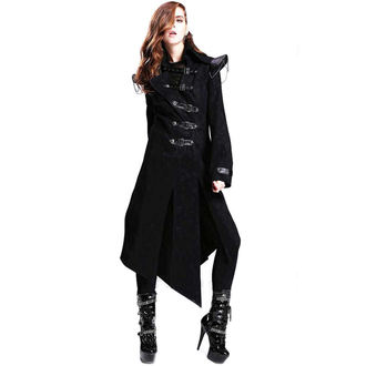coat women's Devil Fashion - Gothic Shadow, DEVIL FASHION
