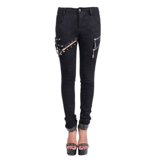pants women Devil Fashion - Gothic Salem, DEVIL FASHION