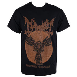 t-shirt metal men's Mayhem - ESOTERIC WARFARE BAPHOMET - RAZAMATAZ, RAZAMATAZ, Mayhem