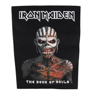 patch IRON MAIDEN - THE BOOK OF SOULS - RAZAMATAZ, RAZAMATAZ, Iron Maiden