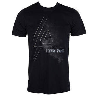t-shirt metal men's Linkin Park - Skmoke - PLASTIC HEAD - PH8977
