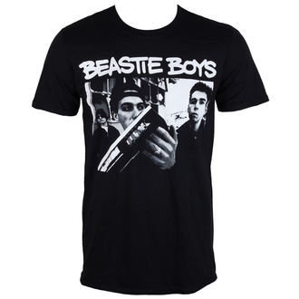 t-shirt metal men's Beastie Boys - Boombox - PLASTIC HEAD - PH9803