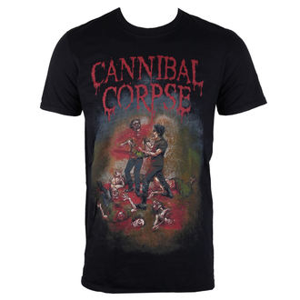 t-shirt metal men's Cannibal Corpse - Chainsaw - PLASTIC HEAD - PH9852