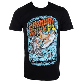 t-shirt metal men's Parkway Drive - Shark Punch - PLASTIC HEAD - PH9862