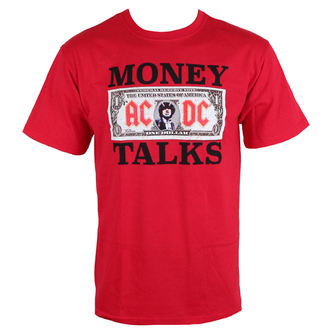 t-shirt metal men's AC-DC - Money Talks - LOW FREQUENCY - ACTS050014