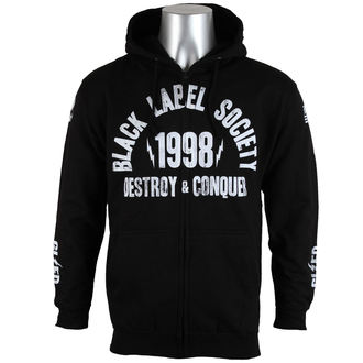 hoodie men's Black Label Society - PLASTIC HEAD - PLASTIC HEAD - PH9896HSWZ