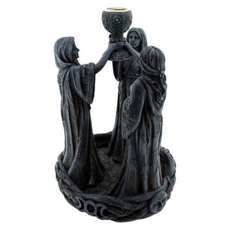 decoration (candlestick) Mother Maiden & Crone Backflow - NENOW - B1879F6