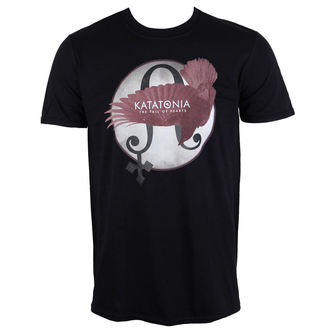 t-shirt metal men's Katatonia - FALL OF HEARTS - PLASTIC HEAD, PLASTIC HEAD, Katatonia
