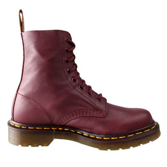boots Dr. Martens - 8 eyelet - Pascal Cherry Red Virginia - DR004