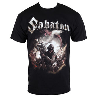 t-shirt metal men's Sabaton - The Last Stand - NUCLEAR BLAST - 25125
