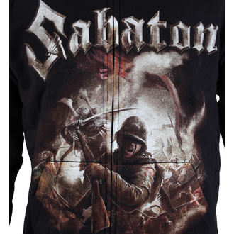 hoodie men's Sabaton - The Last Stand - NUCLEAR BLAST - HSW25125