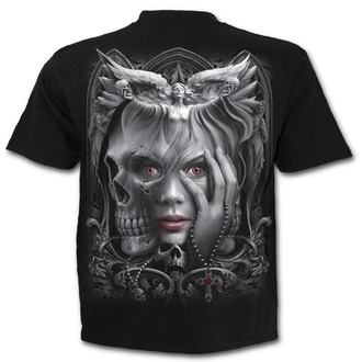 t-shirt men's - Dark Fusion - SPIRAL - D068M101