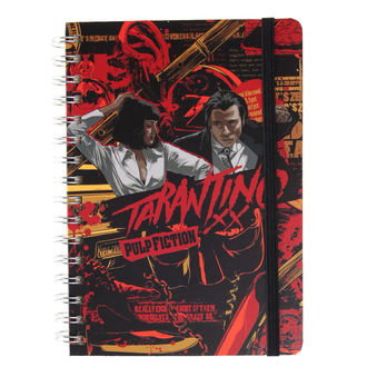 notepad Quentin Tarantino - Kill Bill - CM14077
