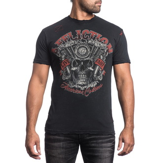 t-shirt hardcore men's - Overheat - AFFLICTION, AFFLICTION
