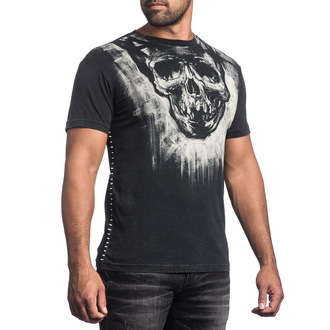 t-shirt hardcore men's - Acrylic - AFFLICTION, AFFLICTION
