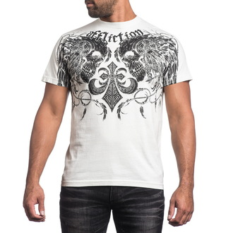 t-shirt hardcore men's - Santee Warrior - AFFLICTION, AFFLICTION