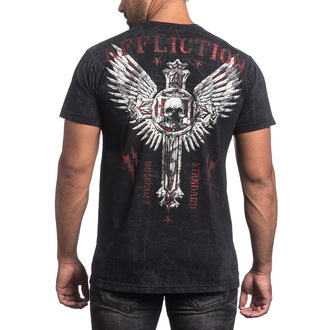 t-shirt hardcore men's - Repost - AFFLICTION - A13430