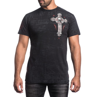 t-shirt hardcore men's - Repost - AFFLICTION, AFFLICTION
