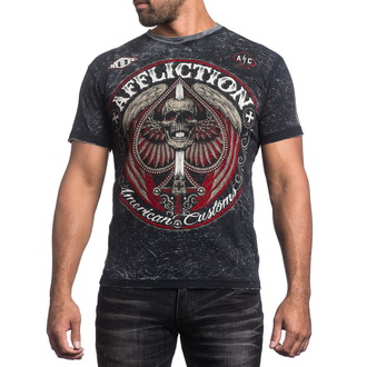 t-shirt hardcore men's - Death March - AFFLICTION, AFFLICTION