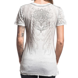 t-shirt hardcore women's - Filson - AFFLICTION, AFFLICTION