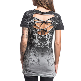 t-shirt hardcore women's - Sinful Vaudeville - AFFLICTION, AFFLICTION