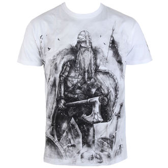 t-shirt men's - Viking After the Battle - ALISTAR - ALI316