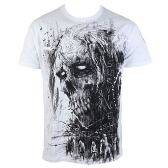 t-shirt men's - Zombie Survive - ALISTAR - ALI314