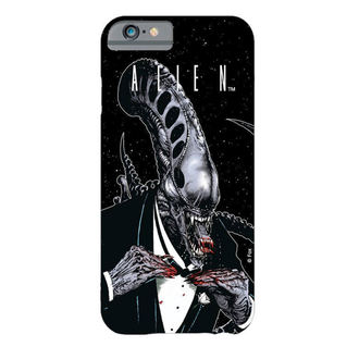 Cell phone cover Alien - iPhone 6 - Tuxedo - GS80178