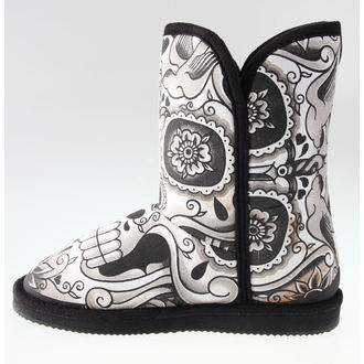 boots women (fugg boots) IRON FIST - Sugar Daddy Fugg - DAMAGED, IRON FIST