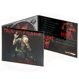 DIGIPACK CD Malignant Tumour - The Metallist