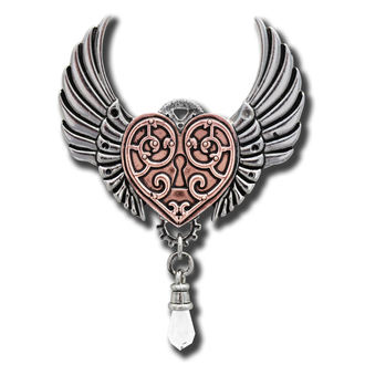 pendant EASTGATE RESOURCE - Valkyrie Heart, EASTGATE RESOURCE