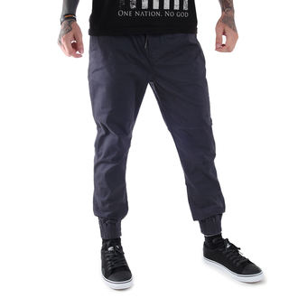 pants men GLOBE - Goodstock Jogger - Coal - GB01436007-COAL