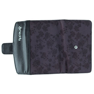 wallet MEATFLY - Madeline - D - Black Decade Print - MEAT031