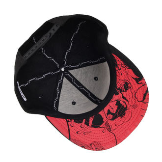cap Metallica - Red Damage - Black - ATMOSPHERE, NNM, Metallica