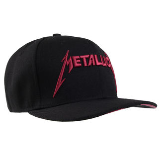 cap Metallica - MOP - Black - ATMOSPHERE, NNM, Metallica