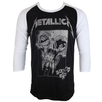 t-shirt metal men's Metallica - Damage Detail Inversed - NNM - RTMTLBBBWDAM