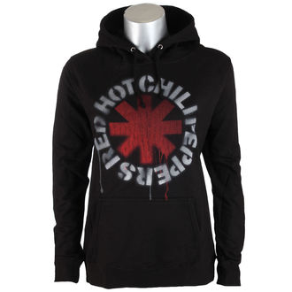 hoodie women's Red Hot Chili Peppers - Stencil Asterisk - - PRO032