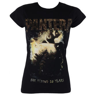 t-shirt metal women's Pantera - Original Cover - ROCK OFF, ROCK OFF, Pantera