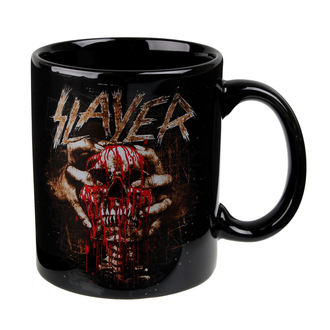 cup Slayer - Skull Clench - ROCK OFF - SLAYMUG02