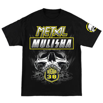 t-shirt street men's - Deegan Blast - METAL MULISHA - FA6518043.01_BLK