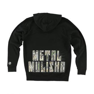hoodie men's - Unlimited - METAL MULISHA, METAL MULISHA