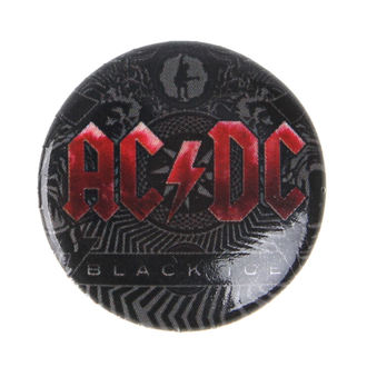 badge AC / DC - BLACK ICE - BIOWORLD, PYRAMID POSTERS, AC-DC