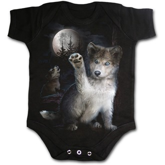 bodysuit children's SPIRAL - WOLF PUPPY - F032K002