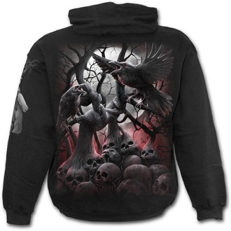 hoodie men's - DARK ROOTS - SPIRAL - D069M451