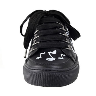 low sneakers women's - DEATH TONE-MUSIC - ALCHEMY GOTHIC, ALCHEMY GOTHIC