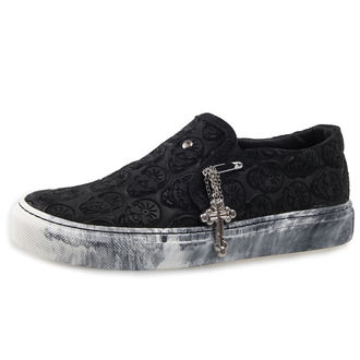 low sneakers women's - GOTH - STEELGROUND - SY-032-Z360