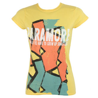 t-shirt metal women's Paramore - Sometimes Pattern - PLASTIC HEAD, PLASTIC HEAD, Paramore